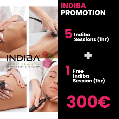 Indiba Promotion