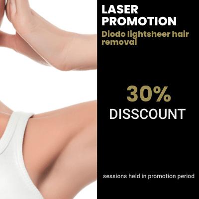 Laser Promotion
